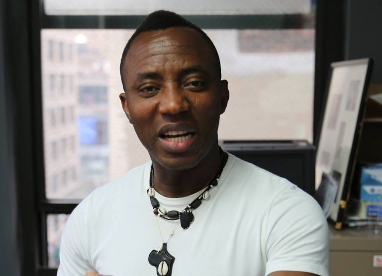 Sowore: What experience did Mandela have when he became president of South Africa?